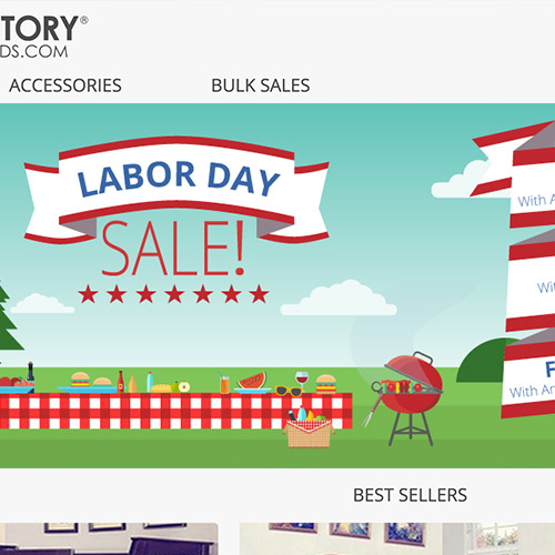 Labor Day Sale Factory Bunk Beds 2015